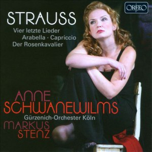 Strauss CD Cover